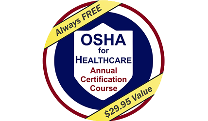 Free OSHA for Healthcare