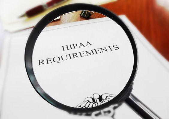 HIPAA Laws Rules and Requirements